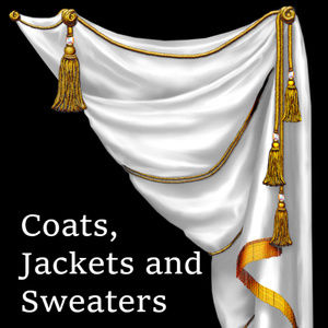 Coats, Jackets and Sweaters